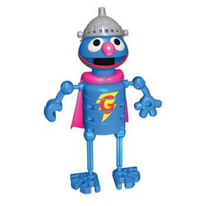 Super Grover Building Set