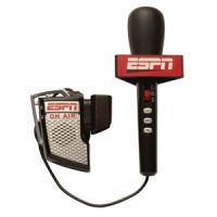 The ESPN Sportscaster Mic