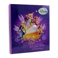 Disney Fairies 3D Binder