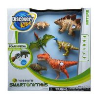 Discovery Kids Dinosaurs Smart Animals-Six-Pack