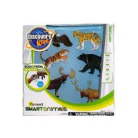 Discovery Kids Forest Smart Animals-Six-Pack