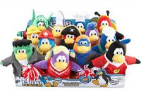 Club Penguin Six-Inch Plush