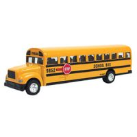 Large Die Cast Bus