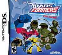 Transformers Animated: The Game