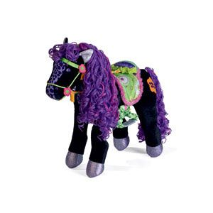 "Groovy Girl ""Midnight Star"" Horse"