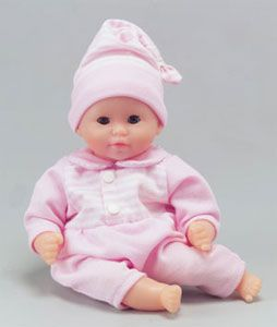 "Calin Charming 12"" Doll"