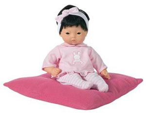"Calin Yang 12"" Asian Doll in Pastel"