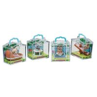 Calico Critters Mini Carry Case Critters