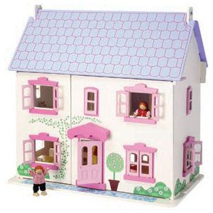 Rose Cottage Doll House