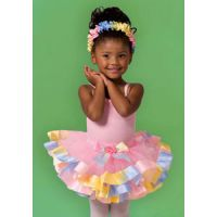 Rainbow Tutu and Headband Set