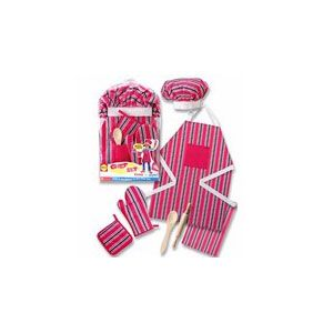 Chef Hat & Apron Playset