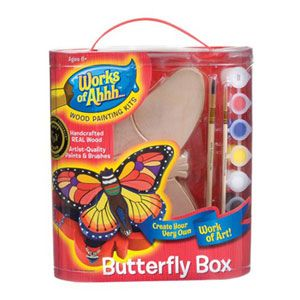 My Butterfly Box Art Kit