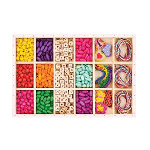 My Big Alphabet Bead Box Kit
