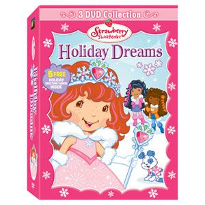 Strawberry Shortcake Holiday Dreams Collection