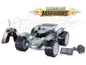 Mega-X Morphibian Remote Control Vehicle