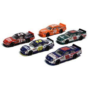 Nascar Authentics 1 64 Diecast Cars From Spin Master
