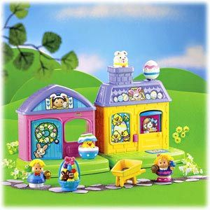 Little People Easter Surprise