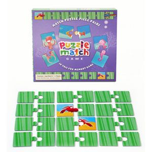 Puzzle Match Game