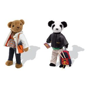 The Adventures of Zylie the Bear Zylie & Shen