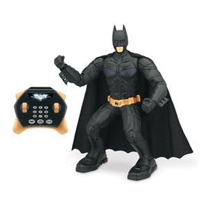The Dark Knight Rises U-Command Batman Talking Action Figure