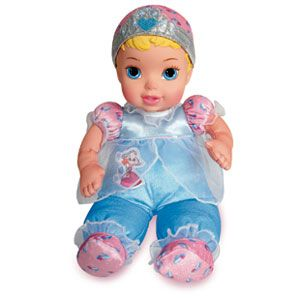 My First Disney Princess Lights and Lullaby Bedtime Baby Cinderella