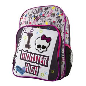 Girls Licensed Backpacks and Lunch Bags