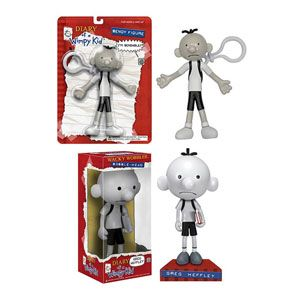 Diary of a Wimpy Kid Collectible Figures