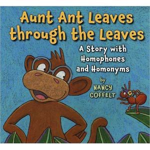 Aunt Ant Leaves Through the Leaves