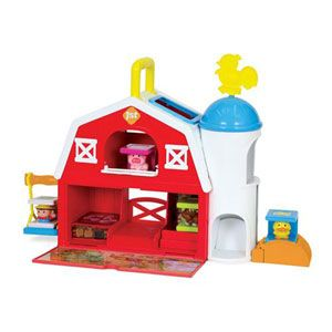 Safety 1st Cubikals Down on the Farm Playset