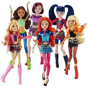Winx Club Concert Collection