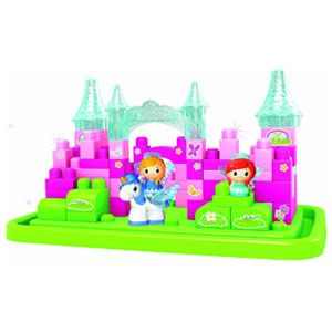 mega bloks castle instructions