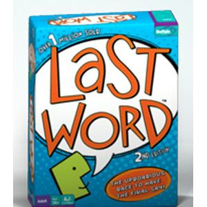 Last Word 2nd Edition