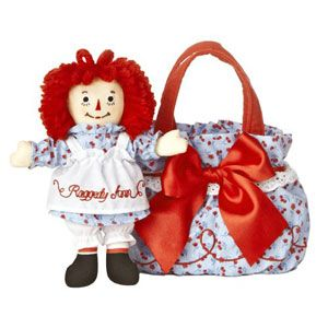 Raggedy Ann Fancy Pals