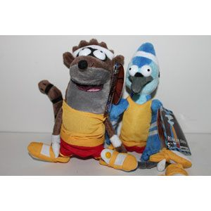 Regular Show Stuffed Characters