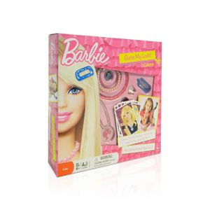 Barbie Guess My Look! Game