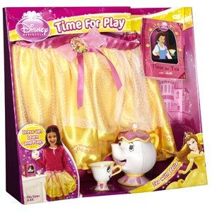 Disney Princess Time for Play Tea with Belle