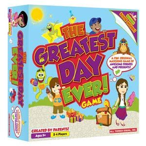 The Greatest Day Ever! Game
