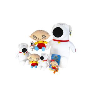 Family Guy Stuffed Toys