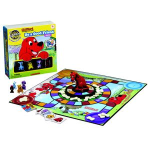 Tales to Play Clifford the Big Red Dog Be a Good Friend Game