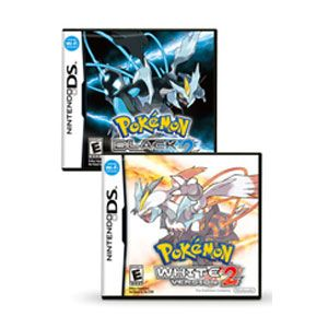 Pokemon Black v.2 & Pokemon White v.2