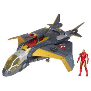 Marvel The Avengers Avengers' Quinjet