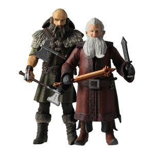 The Hobbit: An Unexpected Journey 3.75-inch Action Figures