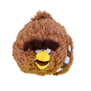 Angry Birds Star Wars Chewbacca
