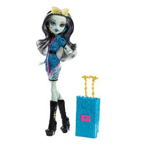 Monster High Scaris City of Frights Frankie Stein