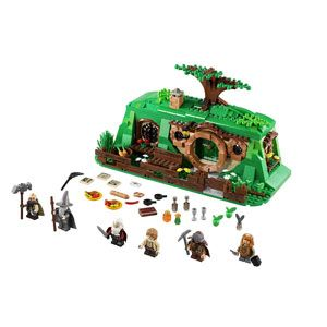 The Hobbit: An Unexpected Journey An Unexpected Gathering