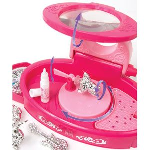Style Me Up! Magnifying Jeweller Station