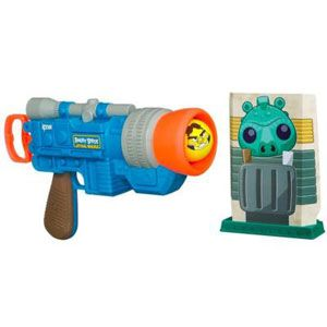 Angry Birds Star Wars Koosh Han Solo Launcher