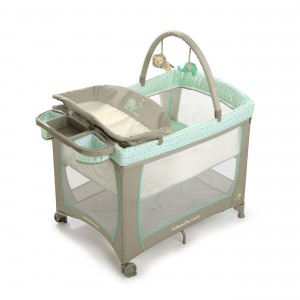 Washable Playard Deluxe