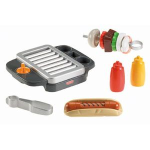 Servin' Surprises Barbecue Set