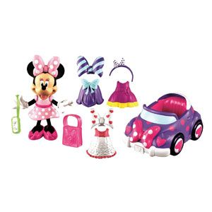 Minnie Mouse Bow-tique Minnie's Convertible